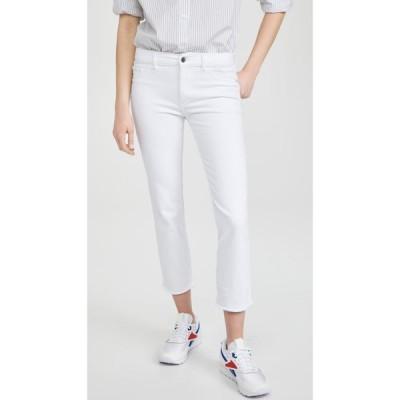 ディーエル1961 DL1961 レディース ジーンズ・デニム ボトムス・パンツ Mara Mid Rise Instasculpt Ankle Straight Jeans Milk