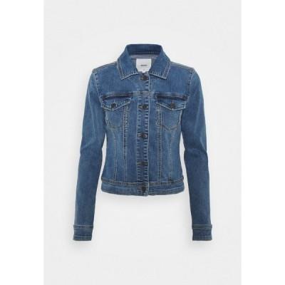 オブジェクト ジャケット&ブルゾン レディース アウター OBJWIN  - Denim jacket - medium blue denim