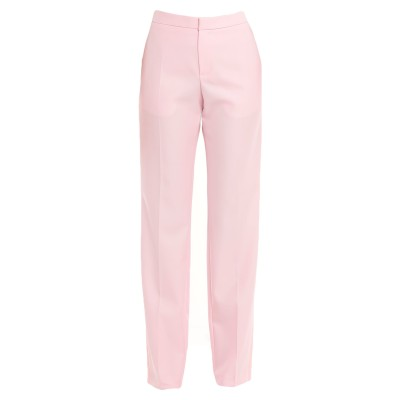 PALLAS パンツ ピンク 36 ウール 100% / アセテート / レーヨン パンツ