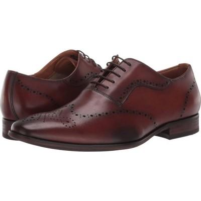 スティーブ マデン Steve Madden メンズ 革靴・ビジネスシューズ シューズ・靴 Dimas Oxford Tan Leather