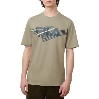 フィラ Fila メンズ Tシャツ トップス FILA Trist T-Shirt Turtle Dove