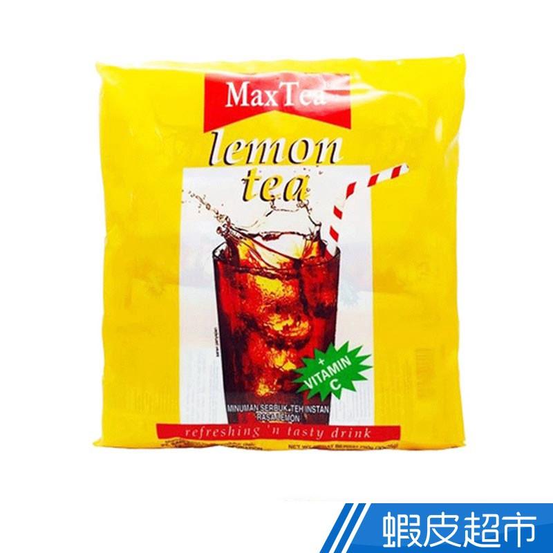 MaxTea檸檬風味茶 沖泡 粉包 25gx30入 印尼熱銷伴手禮  現貨 蝦皮直送