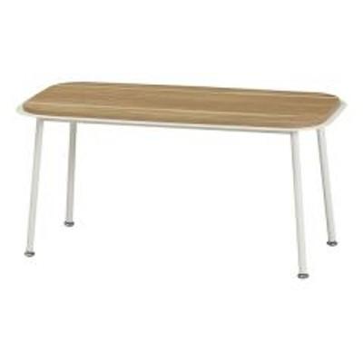 10%OFFクーポン対象商品 ローテーブル センターテーブル 北欧風 シンプル RURIK 幅80cm ホワイト(  机 デスク 家具 リビング テーブル 座卓 インテリア リビングテーブル おしゃれ ひとり暮らし 幅80 ホワイト 白 グリーン 緑 ) クーポンコード:52RFBAW