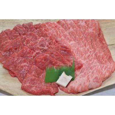 「亀岡牛」肩ローススライス・モモ焼肉セット800g☆祝!亀岡牛生産者 最優秀賞受賞(2019年)