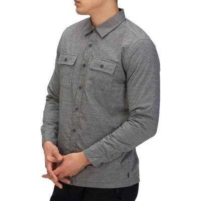 ハーレー メンズ シャツ トップス Hurley Men's Cooper Washed Long Sleeve Shirt Jacket