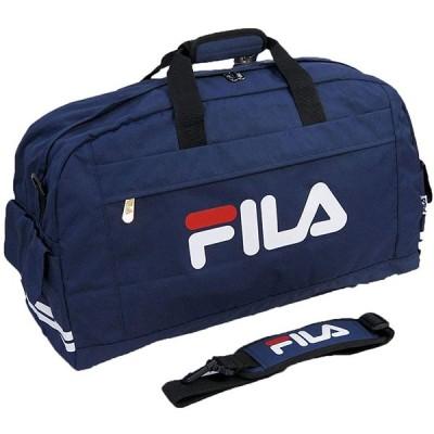 FILA (フィラ) ボストンバッグ 60cm 7612 (ネイビー)