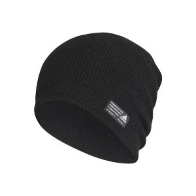 アディダス メンズ 帽子 アクセサリー PERFORMANCE ESSENTIALS BEANIE - Beanie - black black