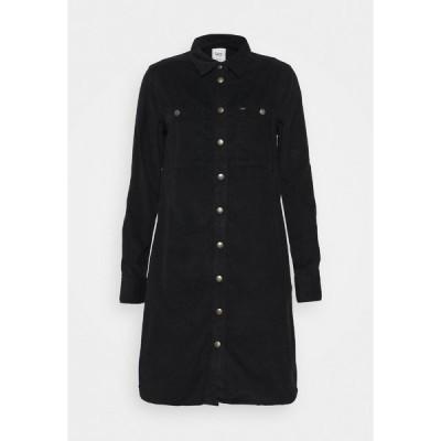 リー ワンピース レディース トップス DRESS - Day dress - black
