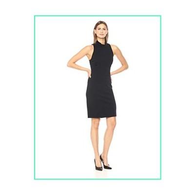 Lark & Ro Women's Sleeveless Halter Neck Long Sheath Dress, Black, Medium並行輸入品