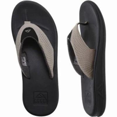 リーフ サンダル Rover Sandals Black/Tan