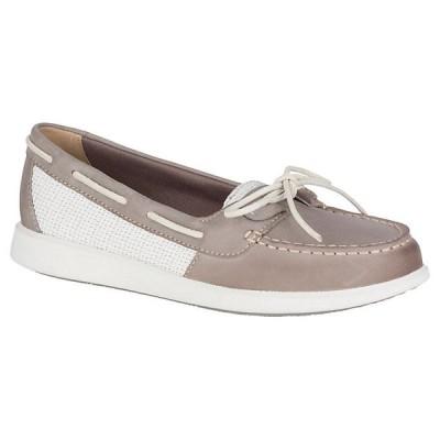 スペリー スニーカー レディース シューズ Sperry Women's Oasis Loft Boat Shoe Grey Weave