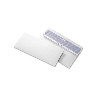 Quality Park Reveal-N-Seal Business Security Envelope, #10, 4.125 x 9.5 Inches, White, 500 Envelopes (67218) by Quality Park 並行輸入