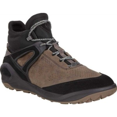 【残り1点!】【サイズ:41-M】エコー Echo メンズ シューズ・靴 ブーツ BIOM 2GO GORE-TEX Ankle Boot Black/Dark Clay Nubuck