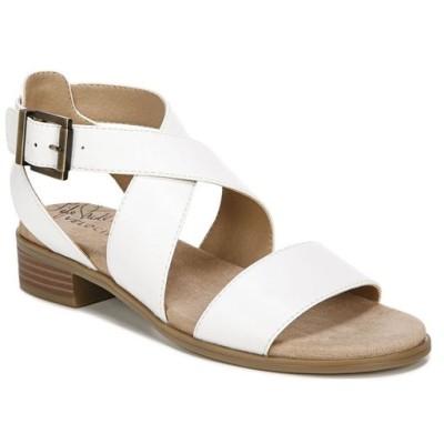 ライフストライド LifeStride レディース サンダル・ミュール シューズ・靴 Banning City Sandals White