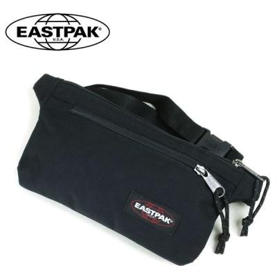 EASTPAK イーストパックEK773 TALKY 2Lターキー 2リットルBLACK(ブラック)ヒップサック ショルダー 黒 男女兼用 フェス
