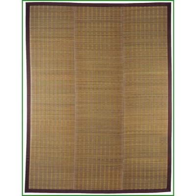 送料無料 い草コンパクトラグ(裏貼り) 仙名(せんな) 約180×240cm ベージュ 81848411 b03