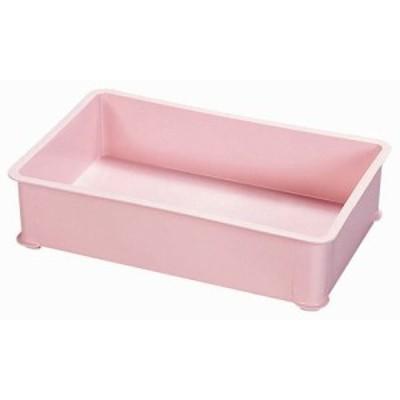 サンコー PP大型カラー番重 A型 ピンク    [7-0149-0203 6-0149-0203  ]