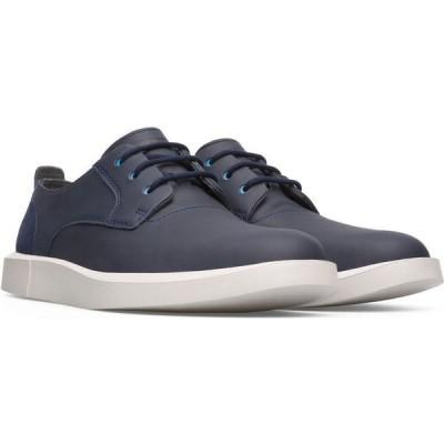 カンペール Camper メンズ 革靴・ビジネスシューズ シューズ・靴 Bill Dress Shoe Navy
