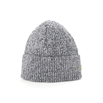 帽子屋ONSPOTZ / ニューエラ ミリタリー ニット帽 メタルフラッグロゴ MEN 帽子 > ニットキャップ/ビーニー