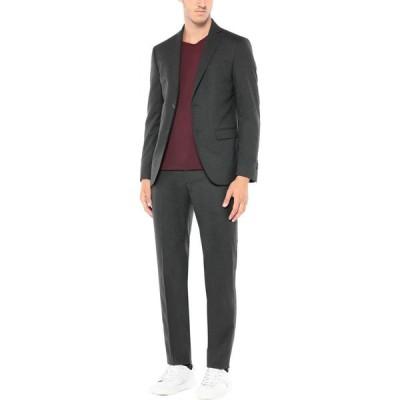 ドメニコ タリエンテ DOMENICO TAGLIENTE メンズ スーツ・ジャケット アウター Suit Steel grey