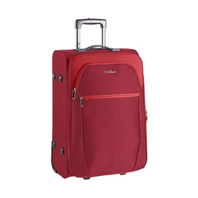 WITTCHEN Gep〓ck-sets Unisex Adults' Top-Handle Bag, Red (Rot), 73x37.0x48 Centimeters (B x H x T) 並行輸入品