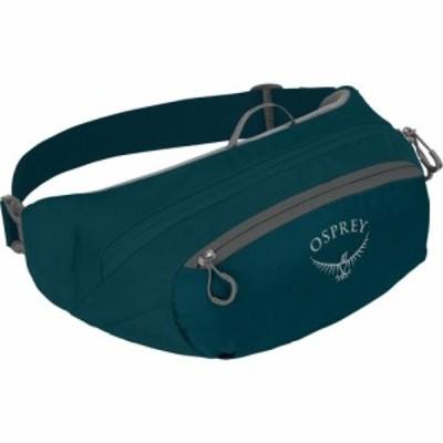 オスプレー Osprey Packs レディース ボディバッグ・ウエストポーチ バッグ Daylite Waist Pack Petrol Blue