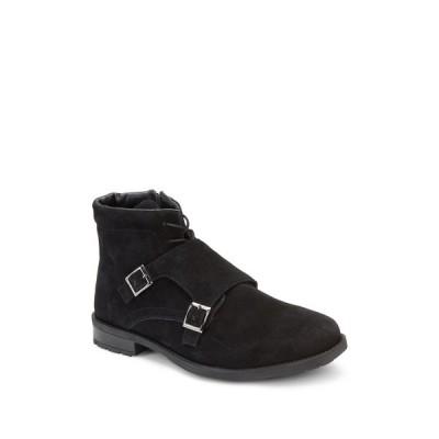 リザーブド フットウェア メンズ ブーツ&レインブーツ シューズ Camolin Boot BLACK