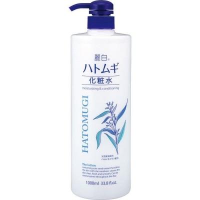 麗白ハトムギ 化粧水 本体 大容量サイズ 1000mL 熊野油脂