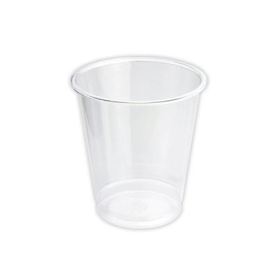 クリアカップ蓋付 プラスチックカップ TAPS78-240 8オンス ストローリッド 100個セット