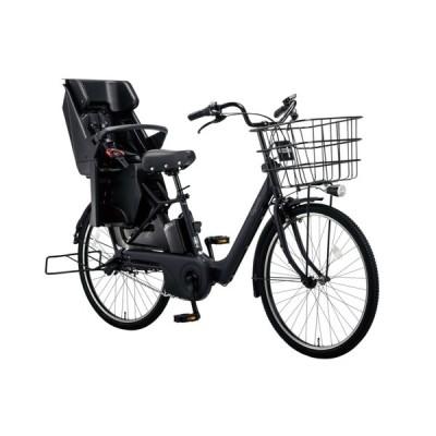 電動自転車 子乗せ付き Panasonic パナソニック 2020年モデル ギュット・アニーズ・DX・26 ELAD632 防犯登録付き