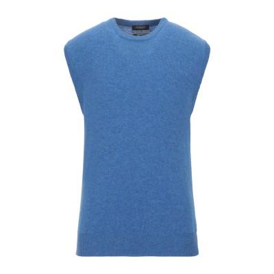 HOMEWARD CLOTHES プルオーバー スカイブルー M ラムウール 100% プルオーバー