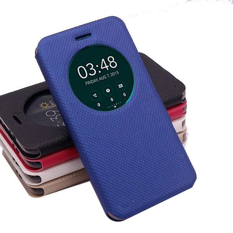 華碩Zenfone3 Zenfone2  Zenfone4 ZE554KL ZE552KL智能皮套 休眠喚醒