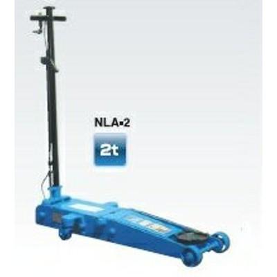 NLA-2 長崎ジャッキ 2t 低床エアーガレージジャッキ ミドルタイプ