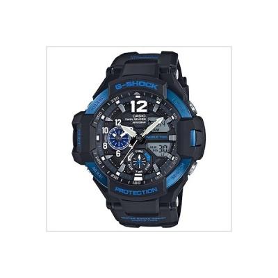 海外カシオ 海外CASIO 腕時計 GA-1100-2B G-SHOCK ジーショック SKY COCKPIT スカイコックピット クオーツ メンズ