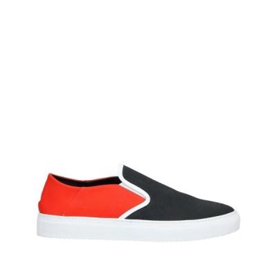 MARCELO BURLON スニーカー  メンズファッション  メンズシューズ、紳士靴  スニーカー ブラック