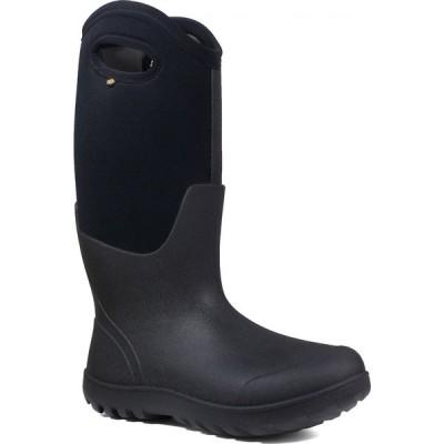 ボグス BOGS レディース レインシューズ・長靴 シューズ・靴 Neo Classic Tall Waterproof Rain Boot Black