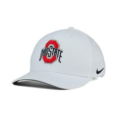 ナイキ メンズ 帽子 アクセサリー Ohio State Buckeyes Classic Swoosh Cap
