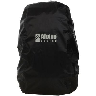 Alpine DESIGN (アルパインデザイン) ザックカバー 30-40 FREE BLK ADA-Y20-014-054 BLK