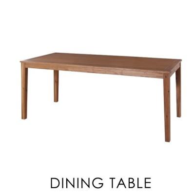 ダイニングテーブル 幅180cm 6人用 おしゃれ 木製 食卓机 安い