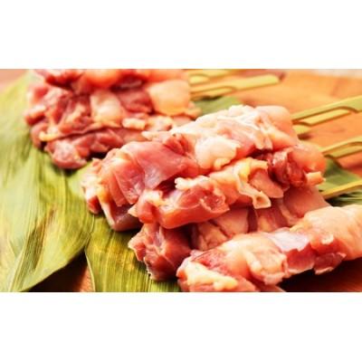 比内地鶏 焼き鳥の定期便(30本×7ヵ月)(焼鳥 7ヶ月 もも肉 むね肉)