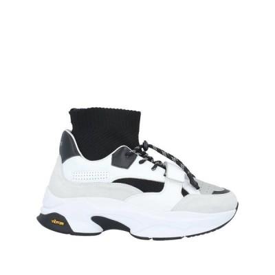 YLATI スニーカー  メンズファッション  メンズシューズ、紳士靴  スニーカー グレー