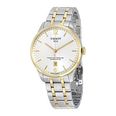 ティソ Tissot 腕時計 メンズ 時計 Tissot T0994072203700 T-Classic Automatic Mens Watch