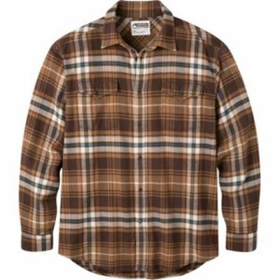 マウンテン カーキ トップス Teton Flannel Shirt - Mens