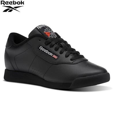 Reebok リーボック レディース スニーカー プリンセス PRINCESS 女性 靴 シューズ ブラック 黒 CN2211