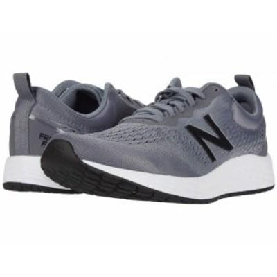 New Balance ニューバランス メンズ 男性用 シューズ 靴 スニーカー 運動靴 Fresh Foam Arishi v3 Gunmetal/Steel【送料無料】