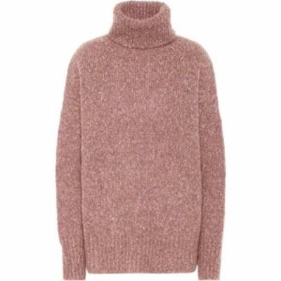 イザベル マラン Isabel Marant. Etoile レディース ニット・セーター トップス Shadow alpaca-blend sweater Rosewood