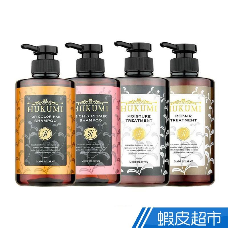HUKUMI跳舞香水無矽靈潤髮乳500ml 受損/完美修護 現貨 蝦皮直送 (部分即期)