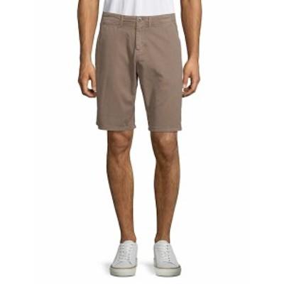オリジナルペーパーバックス メンズ ショートパンツ ショーツ Palm Textured Cotton Shorts