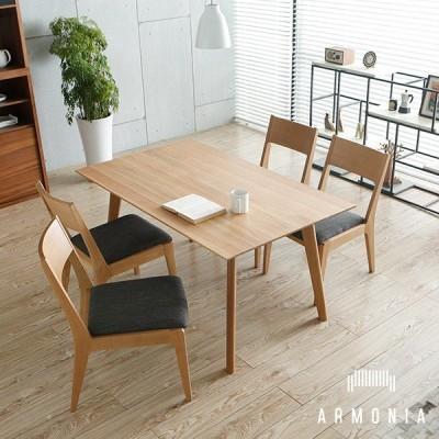 ダイニングテーブル ダイニング 食卓テーブル Scelto 木製 無垢 食卓 北欧 モダン