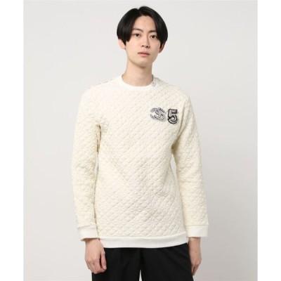 tシャツ Tシャツ FranCisT_MOR.K.S./フランシスト モークス/OUILT ORNEMENT BROOCH
